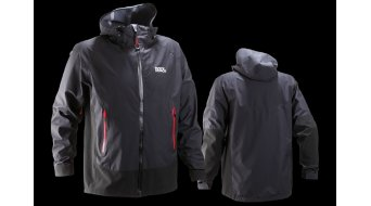 Race Face Team Chute chaqueta chaqueta impermeable Caballeros-chaqueta tamaño XL negro