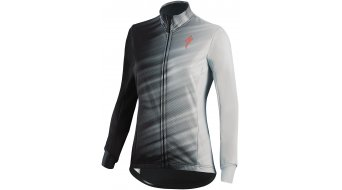 Specialized Element RBX Comp Jacke Damen Gr. XS light grey/black faze