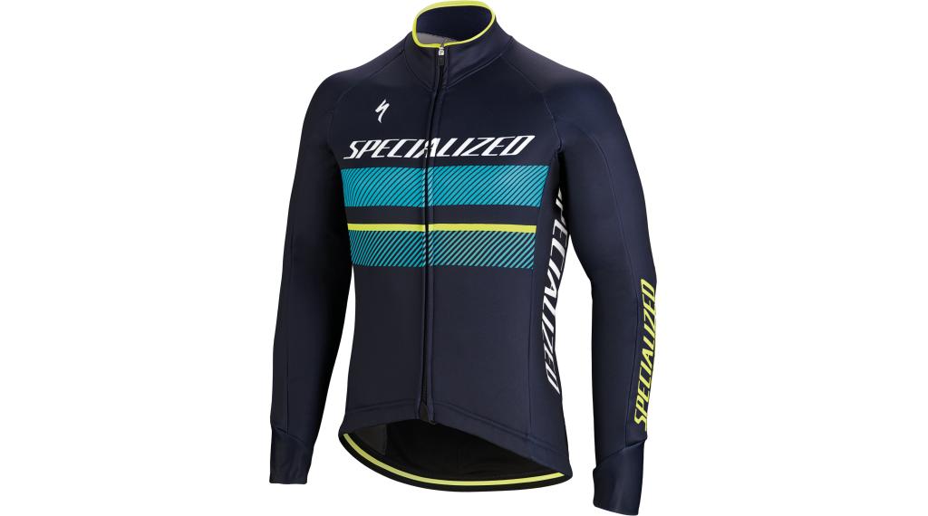 Specialized Element RBX Comp giacca mis. L blue/neon blue