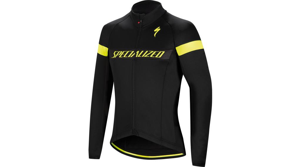 Specialized Element RBX Sport Logo giacca mis. XXL black/neon yellow
