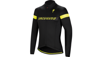 Specialized Element RBX Sport logo jacket black/neon yellow