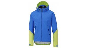 Shimano Storm jacket men- jacket rain jacket size XXXL lightning blue