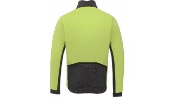 Shimano Windbreaker Insulated veste hommes- veste veste coupe-vent taille S electric vert- objet de démonstration avec ca. 4cm longm Kuli-Strich sur le buste droit