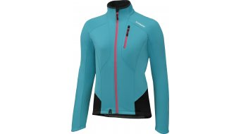 Shimano Windbreaker Performance Jacke Damen-Jacke Windjacke emerald grün