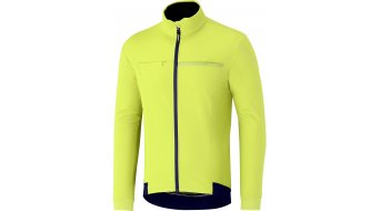 Shimano Windbreaker giacca uomini . neon yellow