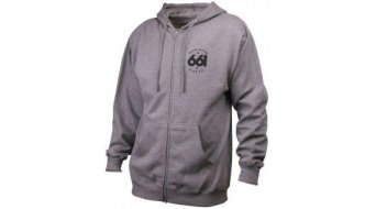 sixsixone Tropics Full-Zip Hoodie Kapuzenbunda heather gray