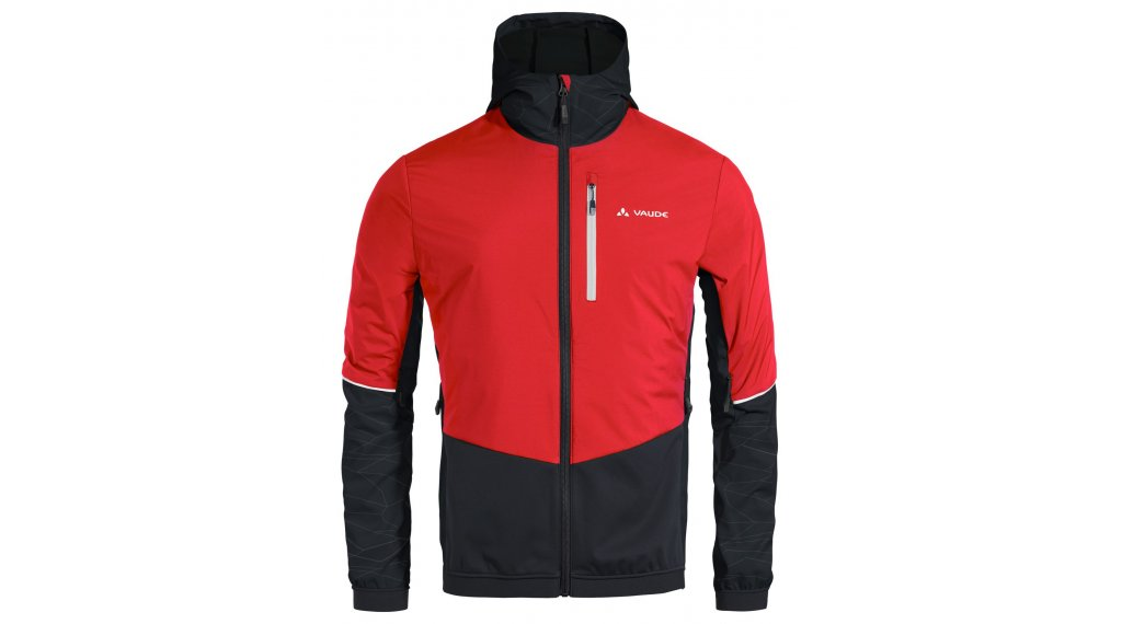VAUDE All Year Moab Jacke Herren Gr. S mars red