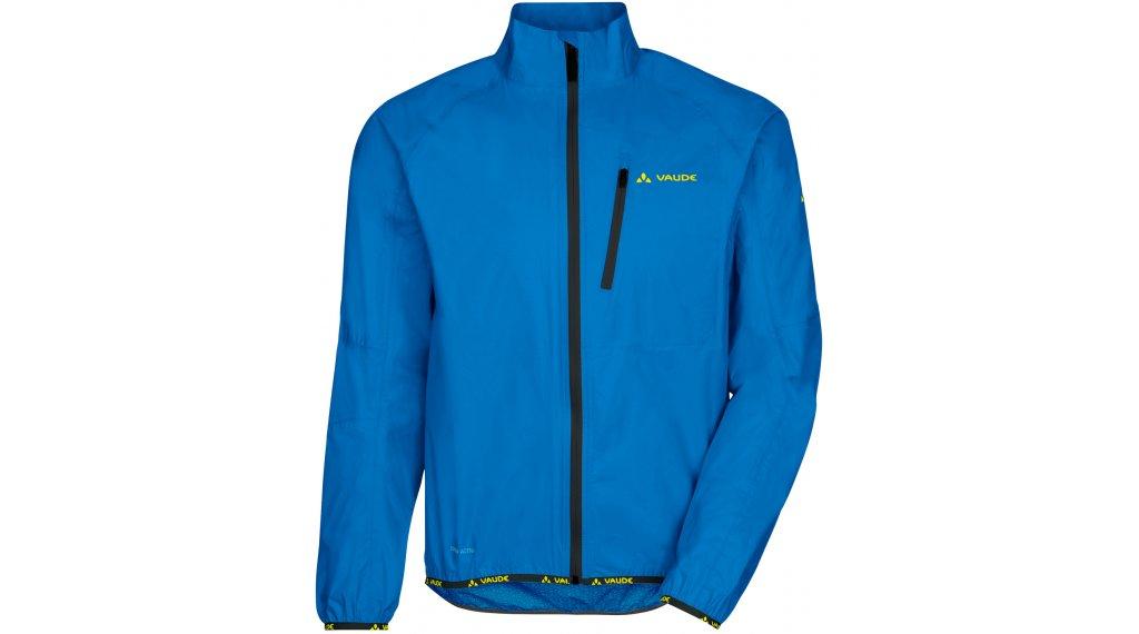 VAUDE Drop III Regen Jacket 男士 型号 L radiate blue