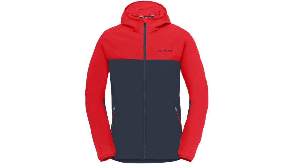 VAUDE Moab III Softshell Jacket 男士 型号 S mars red