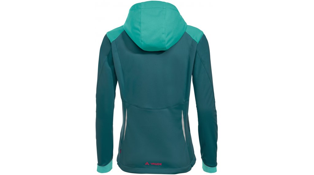 best cheap 596c6 4d0ea VAUDE Qimsa Softshell Jacke Damen Gr. 36 pacific