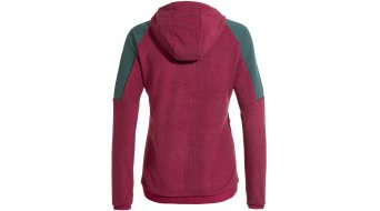 VAUDE Yaras Hooded Fleece Jacket 女士 型号 36 cassis