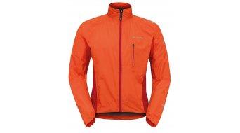 Vaude Spray IV jacket men- jacket rain jacket Mens Rain Jacket size L glowing red