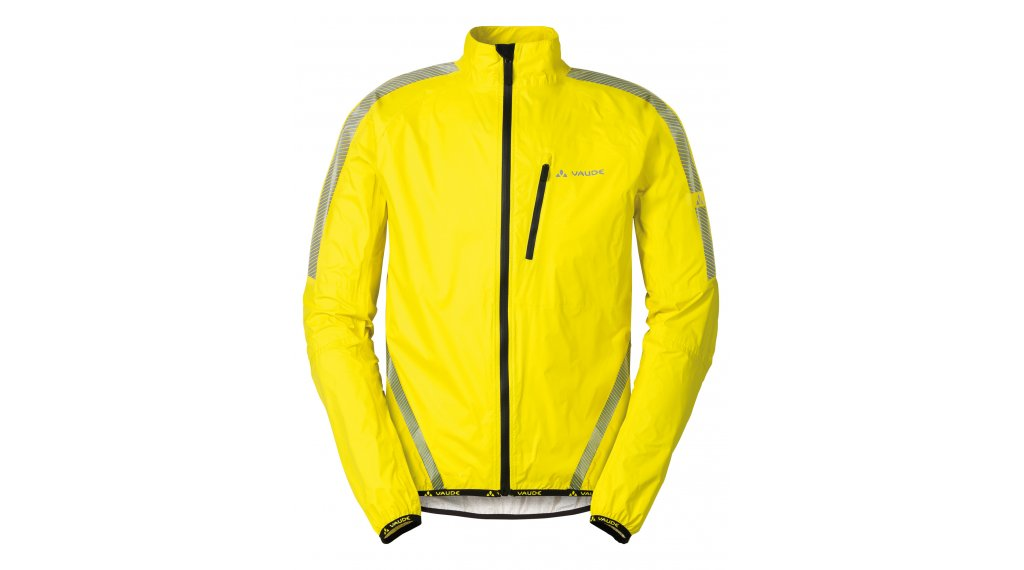 VAUDE Luminum Performance Regen Jacket 男士 型号 L canary