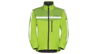 VAUDE Luminum Softshell jacket men chute green