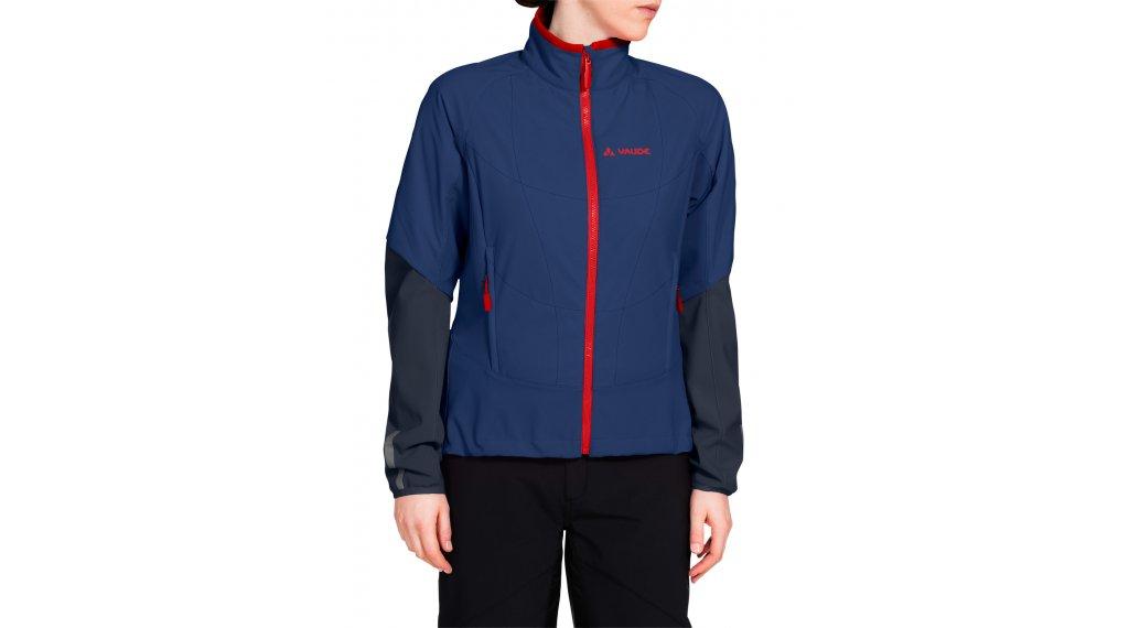 344f293826 VAUDE Primasoft kabát női Méret 38 sailor blue