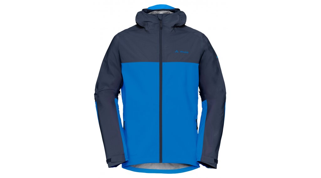 VAUDE Moab Regen Jacket 男士 型号 S radiate blue