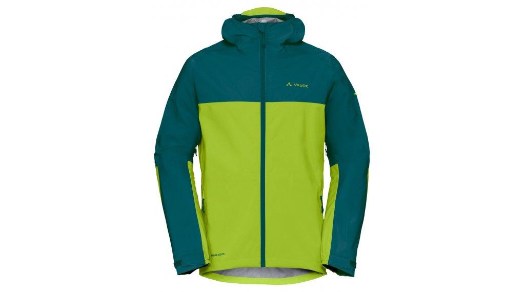 VAUDE Moab Regen Jacket 男士 型号 M cactus/chute green