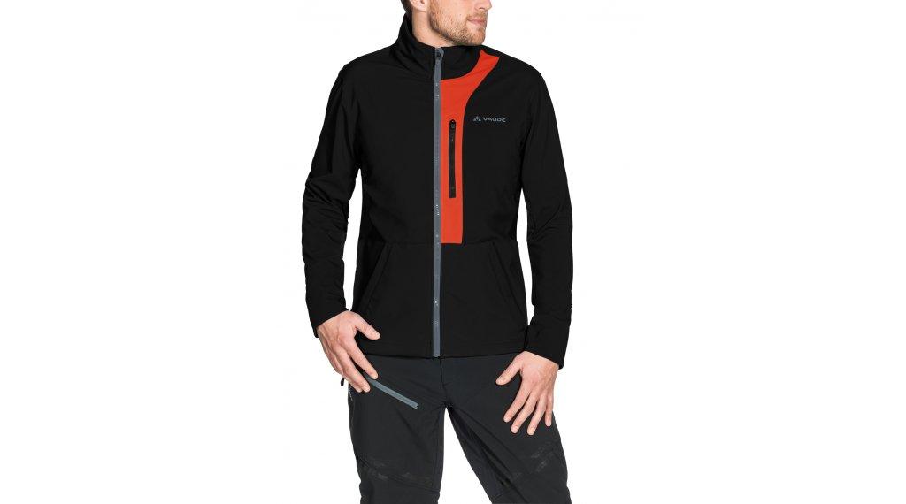 buy popular 15111 c689c VAUDE Virt Softshell-Jacke Herren Gr. M black