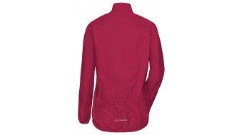 VAUDE Air III Wind jacket ladies size 34 crimson red