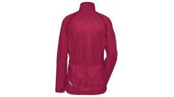 VAUDE Windoo Pro Zipp-Off Windjacke Damen Gr. 36 crimson red