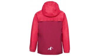 VAUDE Turaco Regen Jacket 儿童 型号 98 bright 粉色