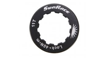 Sunrace Lock Ring Steel 适用于