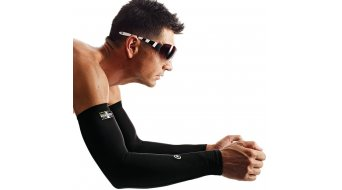 Assos Arm Warmer evo7 arm warmers block black