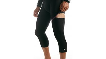 Assos kneeWarmer evo7 kniewarmers Gr. block black