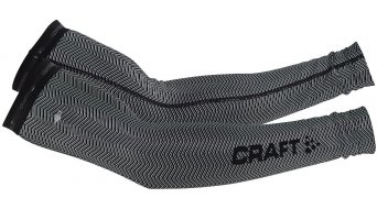 Craft Shield manicotti da ciclismo mis. XL black/platinum