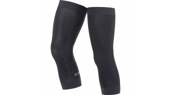 Gore C3 knee warmers men black