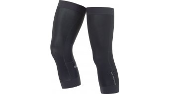 Gore C3 Windstopper knee warmers black