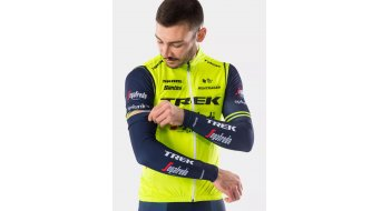 Santini Trek-Segafredo Team arm warmers dark blue
