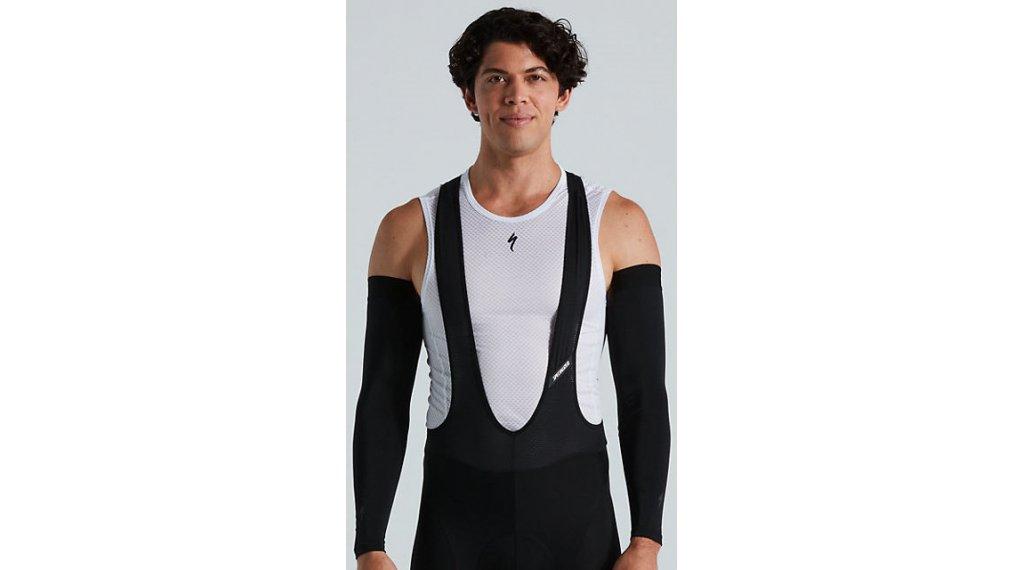 Specialized Lycra arm warmers size XS black