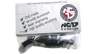 NC-17 CNC Kettenblattschrauben 4/5-Loch schwarz