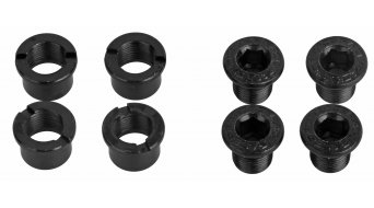 RaceFace chain ring bolt black