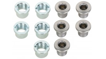 Shimano chain ring bolt with nut M8x8.5 FC-3550 (5 pcs)