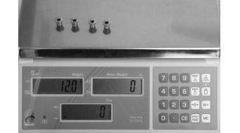 Shimano kettingbladschroefbout binnenste M8x8.5 FC-M770 (4 stuks)