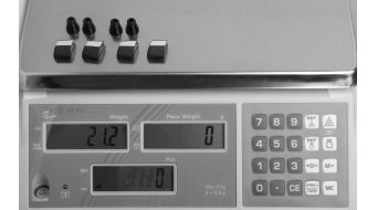 Shimano XTR FC-M980 kettingbladschroefbout (4 inch (of stuks) set )