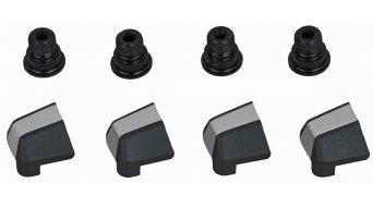 Shimano XTR FC-M980 matice převodníků (4 sada)