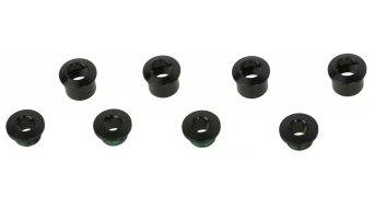 Truvativ XX1/X01 aluminium chain ring bolt set black