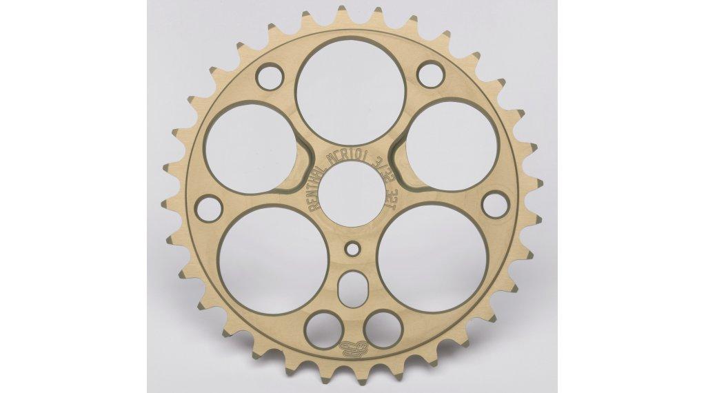 Renthal BMX Kettenblatt 3/32 27-Zähne gold