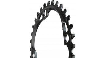 absolute Black XX1 Kettenblatt 4-Loch (104mm) 34 Zähne schwarz