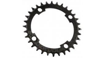 Dartmoor Intro corona catena Narrow-Wide 10/11/12 velocità 4 fori (104mm) nero