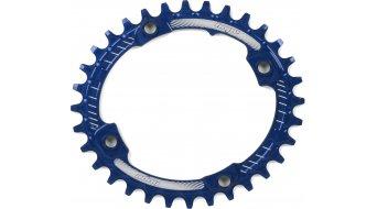 Hope Oval Retainer Narrow Wide Kettenblatt 32 Zähne 4-Loch (104mm) blue