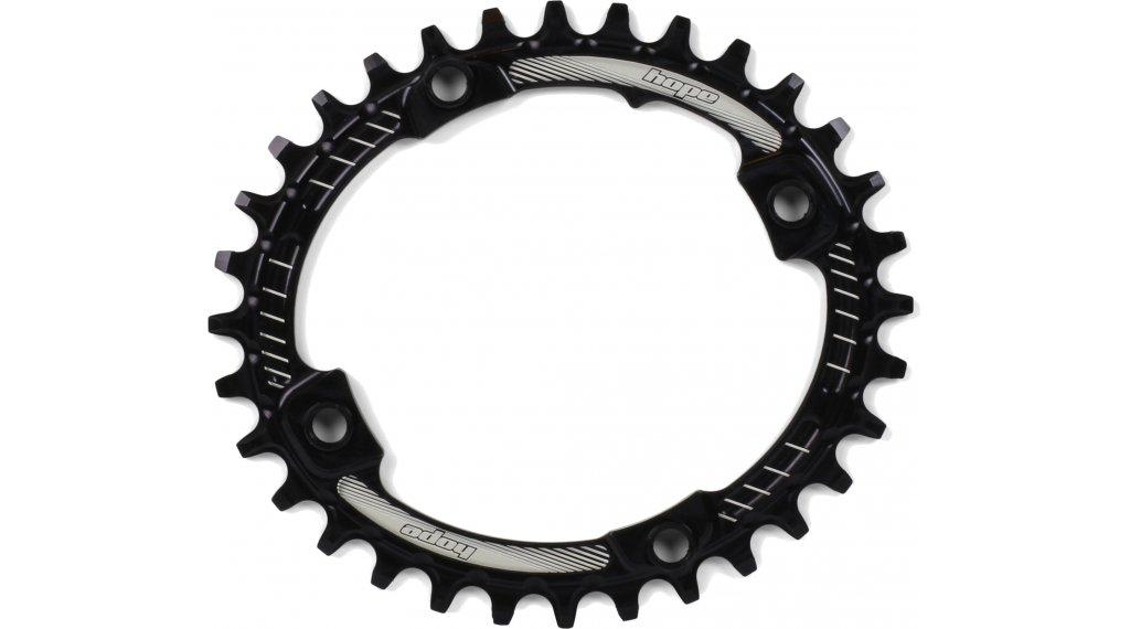Hope Oval Retainer Narrow Wide Kettenblatt 32 Zähne 4-Loch (104mm) black