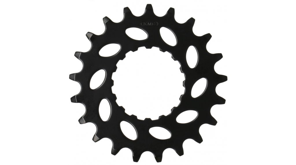 "KMC Kettenblatt 1/2x11/128"" 18 Zähne Bosch Gen2 black"