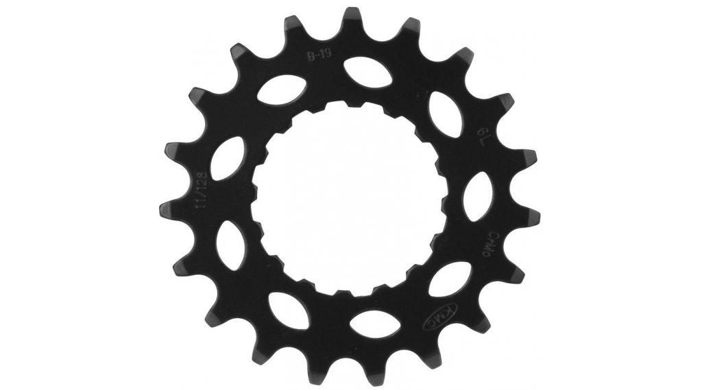 "KMC Kettenblatt 1/2x11/128"" 19 Zähne Bosch Gen2 black"