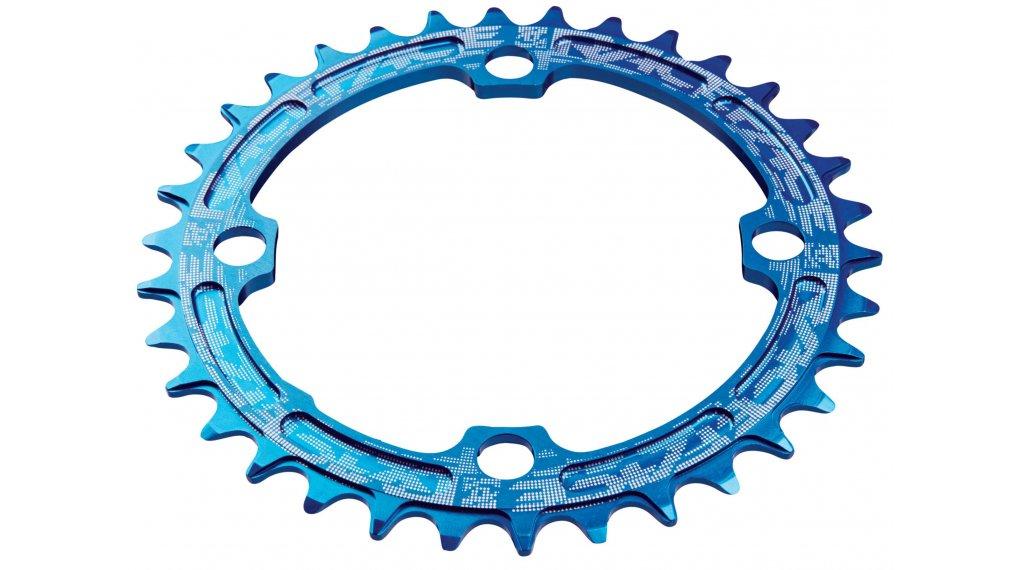 Race Face Narrow Wide Kettenblatt 10-/11-/12-fach 30 Zähne (DirectMount) 4-Arm (104mm) blue