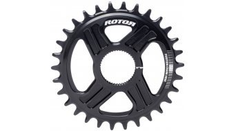 ROTOR NoQ MTB Direct Mount corona catena KAPIC R-Hawk R-Raptor INpower 1 velocità nero
