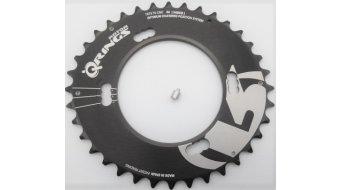 ROTOR Q-Ring QX2 MTB Kettenblatt Shimano 2fach 4x96 39T außen schwarz